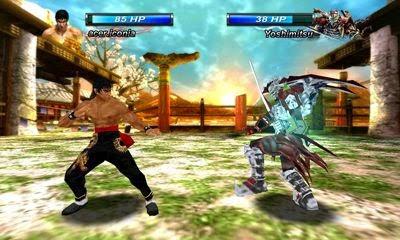 Screenshot: Tekken 7 Apk