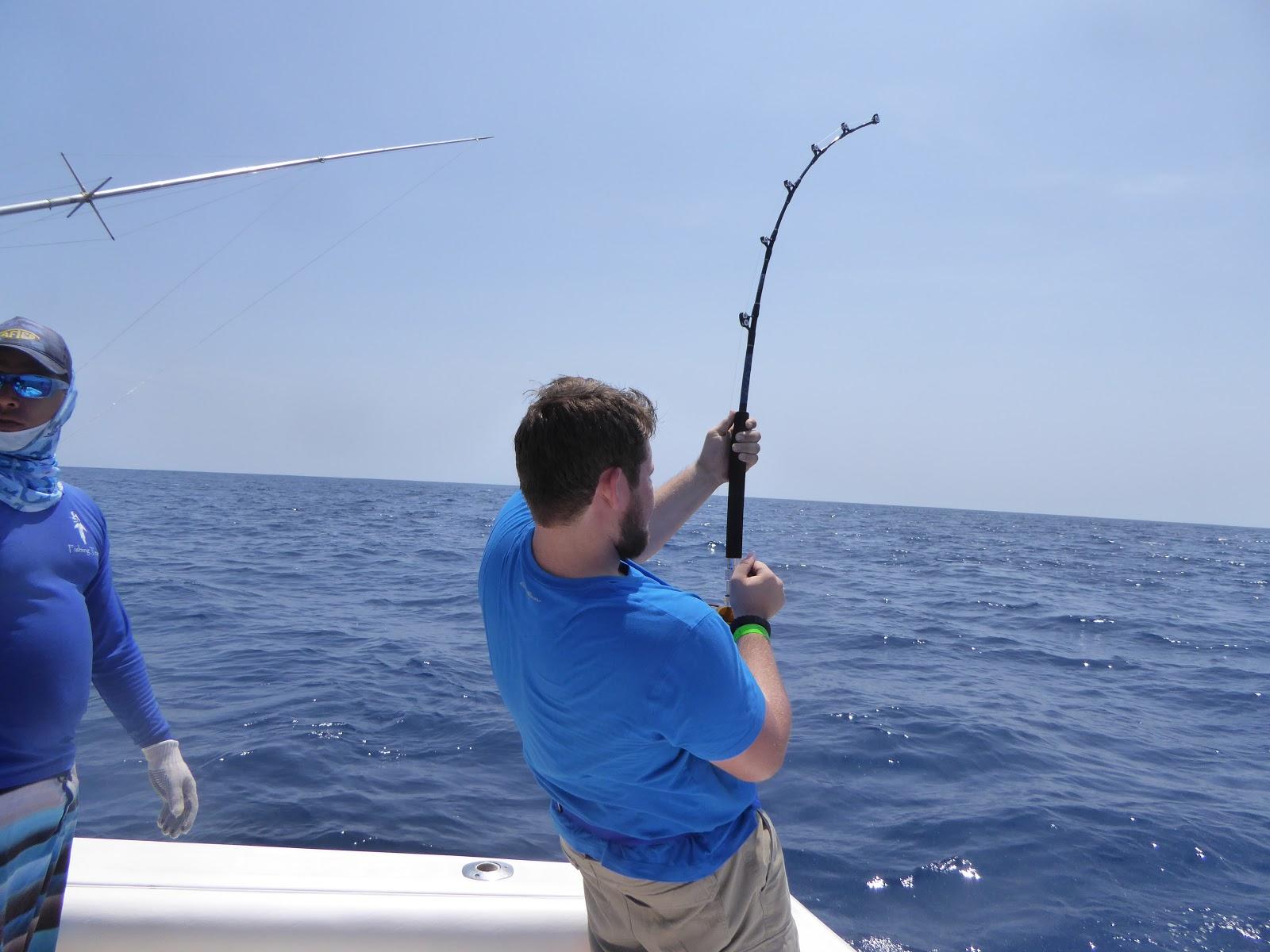 Mad marlin lodge sailfish marlin fishing charters for Sport fishing games