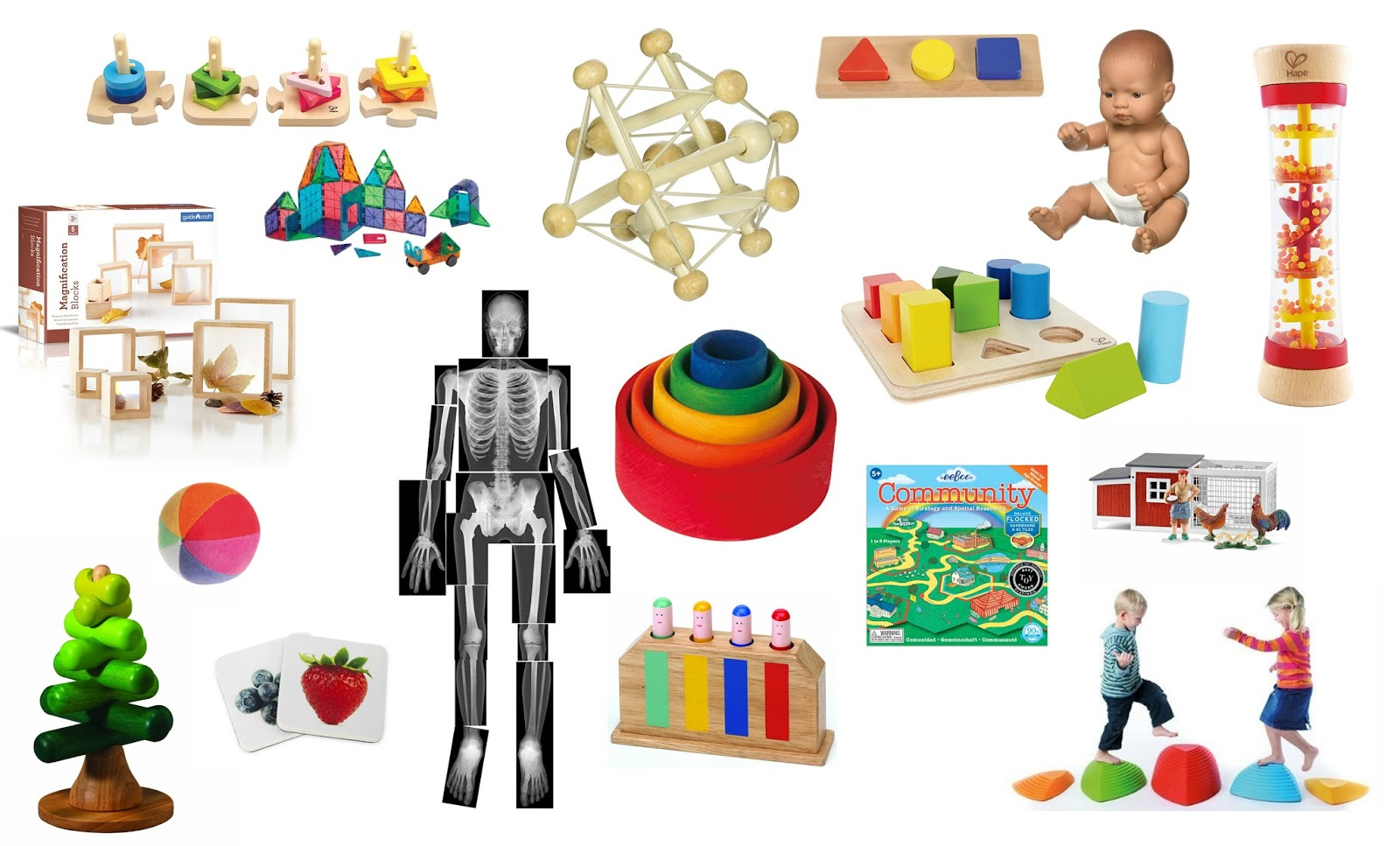 the ultimate montessori toy list -- birth to five -- updated