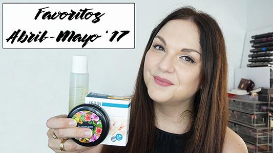 Favoritos Abril-Mayo 2017