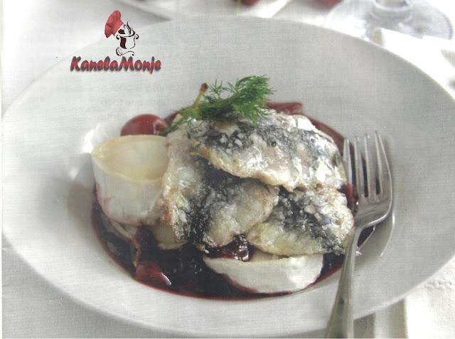 sardinas en salsa dulce