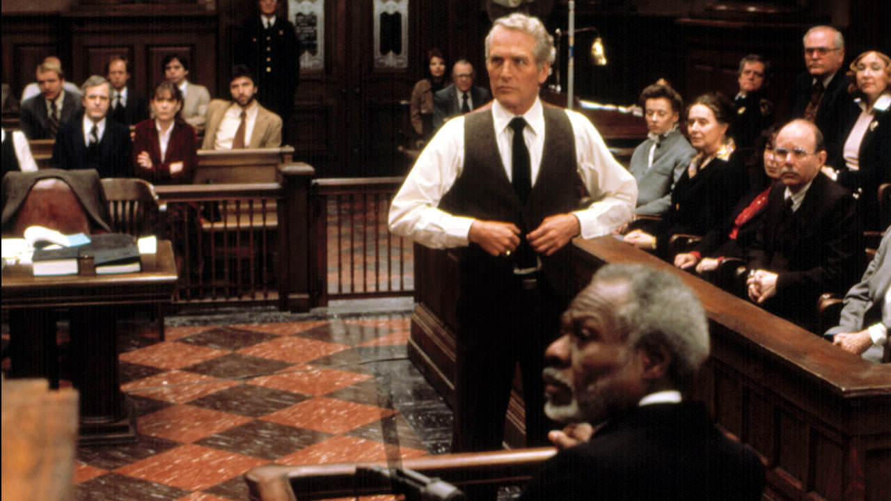 The Verdict 1982 Movie Paul Newman My Client Cant Walk Your Honor Image Source