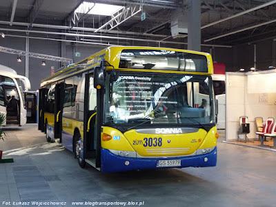 Scania OmniCity, MZK Słupsk, TransExpo 2010, Kielce