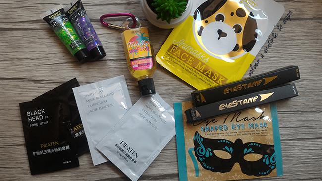 Productos de cosmética coreana de Hola Princesa
