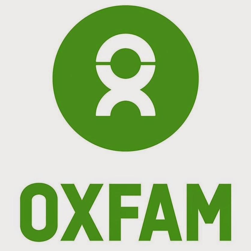 Oxfam vintage clothing