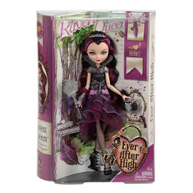 EAH Core Royals & Rebels Raven Queen Doll