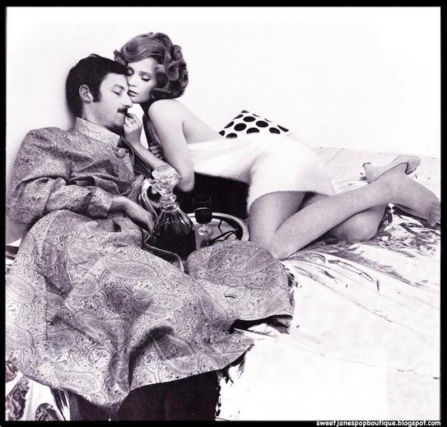 Marry Farrin knitwear design (1967)