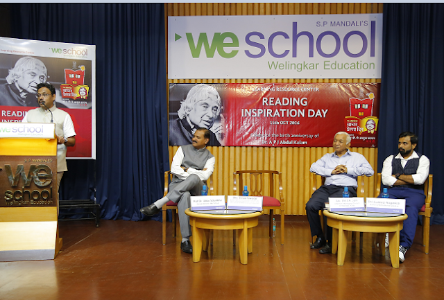 WeSchool pays tribute to the legendary Dr.A.P.J.Abdul Kalam, former President of India on his birth anniversary