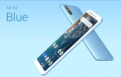Xiaomi Mi A2 Android One Smartphone launched