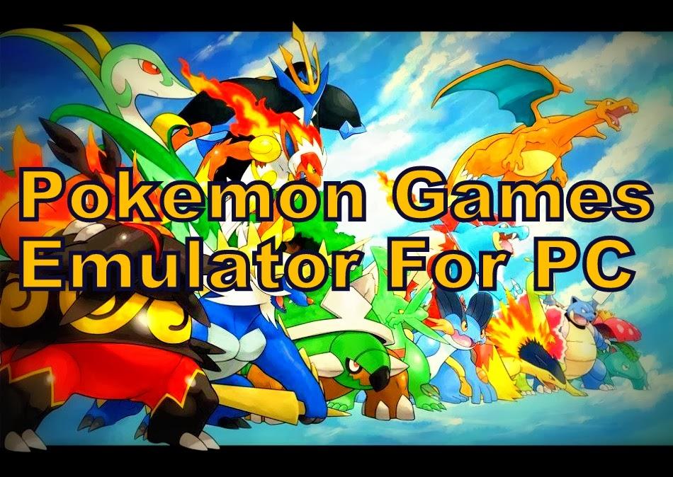 Pokemon Blue Emulator Download Pc