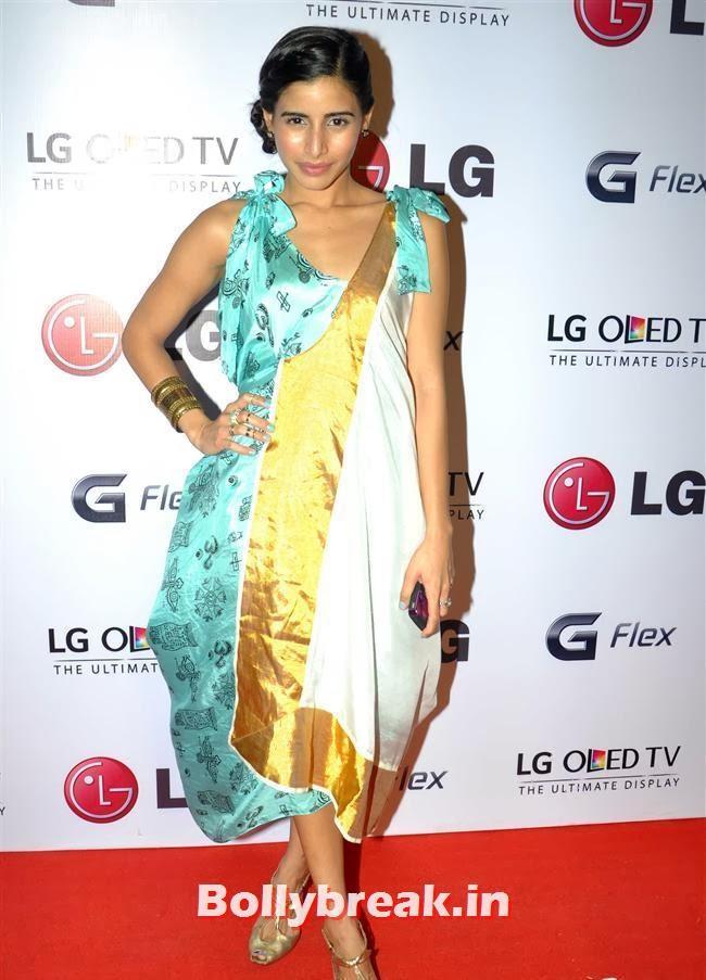 Sonia MEhra, Celebs at LG G Flex Smartphone Launch