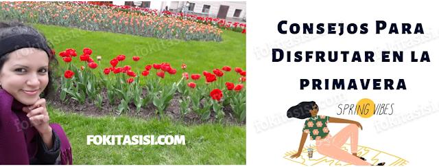 (Imagen) En la spring primavera todo empieza a florecer, renacer, resurgir, los arboles adornan sus ramas con bellas flores de primavera y colores que te levantan el ánimo