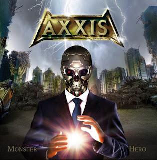 """Το βίντεο των Axxis για το """"Monster Hero"""" από το ομότιτλο album"""