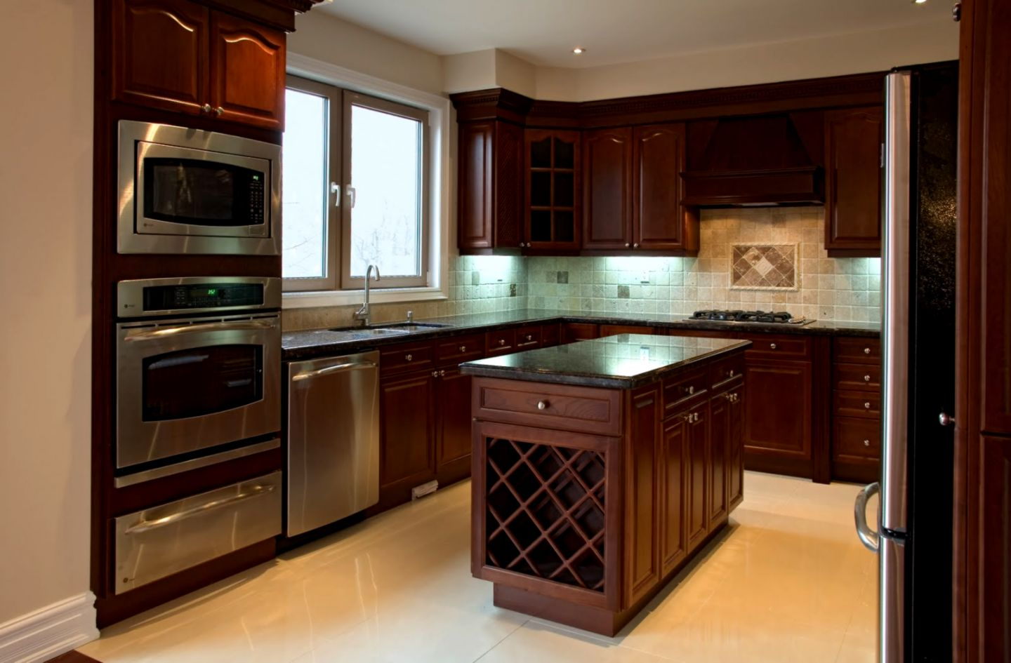 Fancy Kitchen Interior Design Ideas on Home Design Ideas or