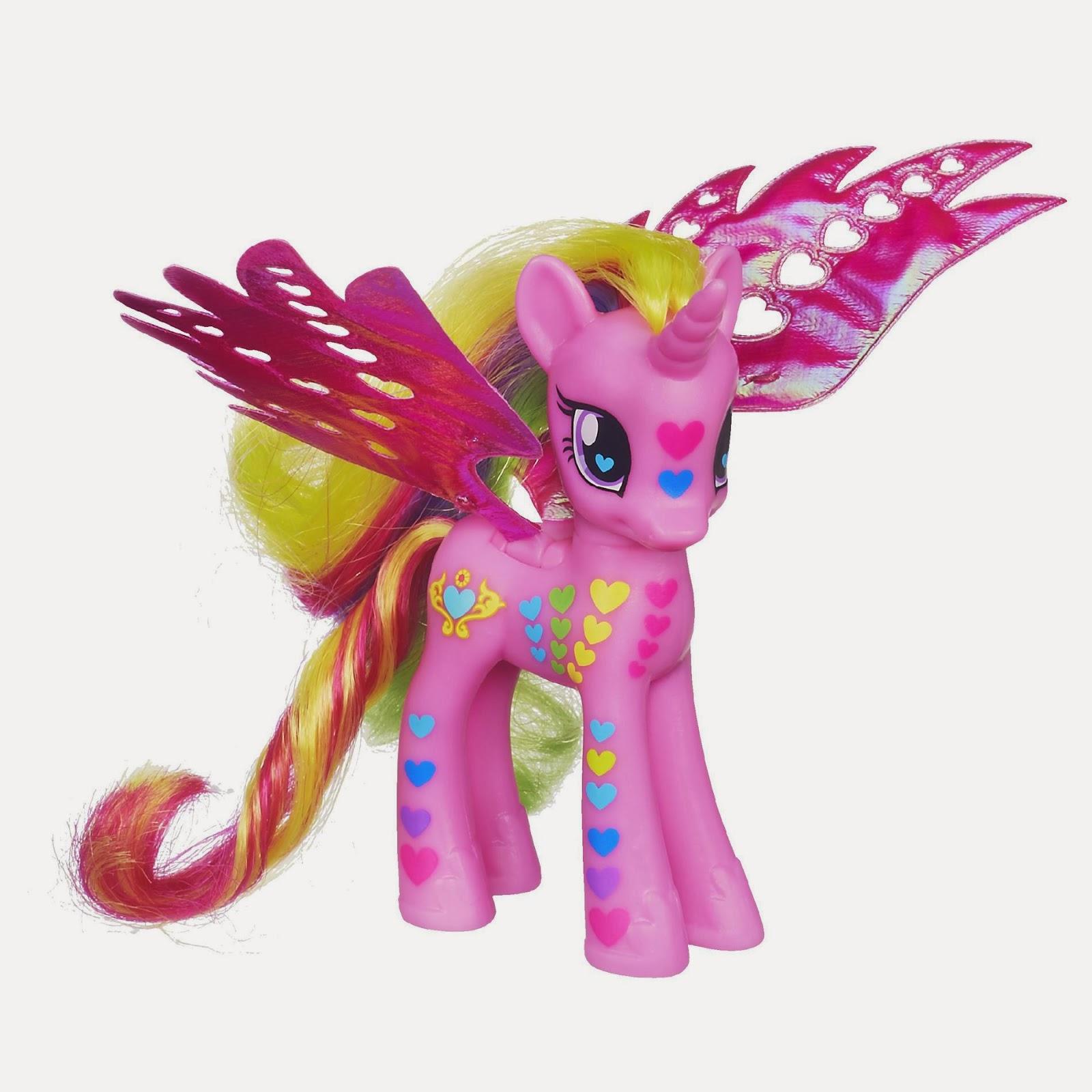 Idle Hands: Toy Fair 2014: Hasbro My Little Pony Rainbow ...