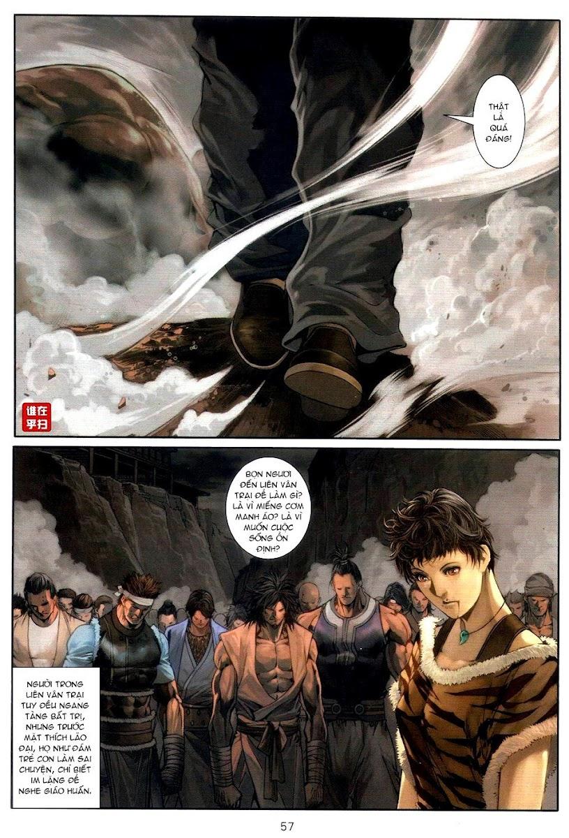 Ôn Thụy An Quần Hiệp Truyện chap 53 trang 21