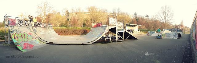 Skate park Niort