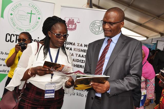 Legal Services Facility yashiriki kuadhimisha wiki ya Asasi za Kiraia Dodoma