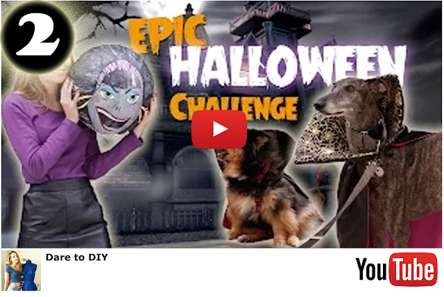 "ver vídeo ""DIY Disfraces de Halloween 