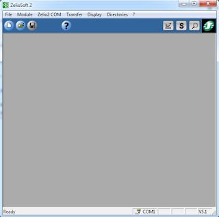 Screenshot 3 : Zelio Soft 2 | Softwares PLC