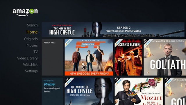 Amazon Video is first UHD beneficiary of Android 7.0 Nougat update