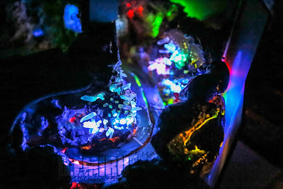 Tokyo Disney Sea Model, Journey to the center of the earth, preview
