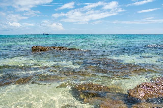 沙美島跳島