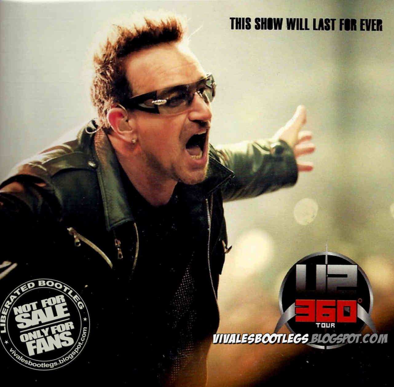 Viva Les Bootlegs: U2: This Show Will Last For Ever  Morumbi