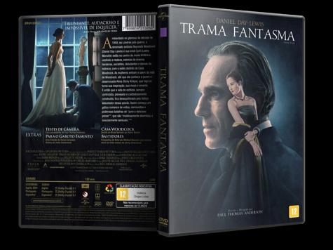 Capa DVD Trama Fantasma