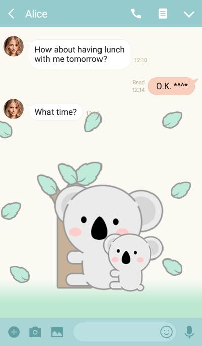 Koala So Cute