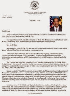 CE Leggett Response to White Flint