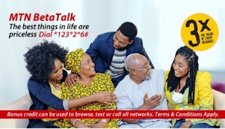 mtn-beta-talk-tariff-plan
