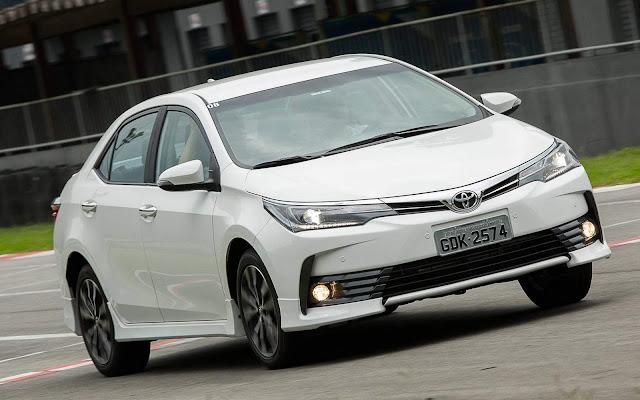 Toyota Corolla 2019 XRS