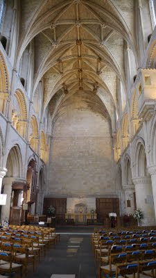 Malmesbury Abbey Interior