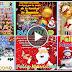 Tiernas Tarjetas y postales Navideñas gifs animadas, con mensajes y frases de Navidad, para regalar y compartir con la familia y amistades.