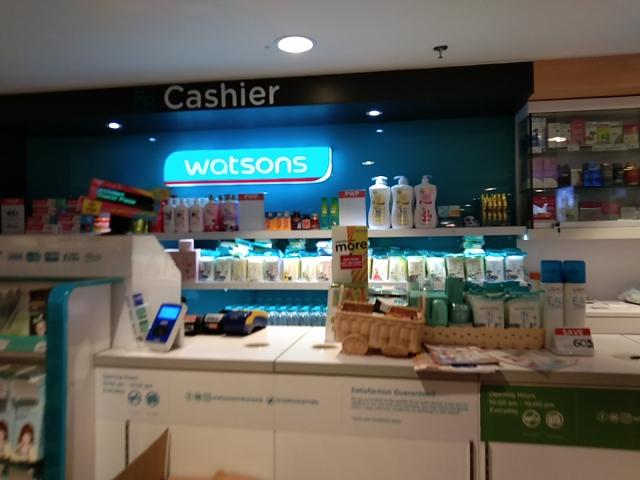 Pengalaman Belanja Online dan Offline di Watsons