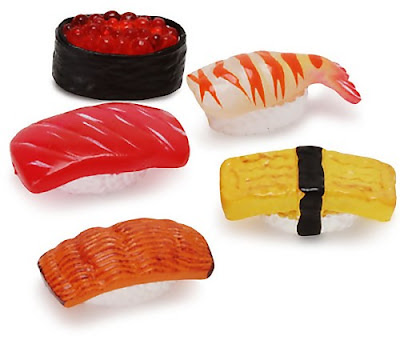 Cool and Creative Sushi Inspired Products and Designs (18) 8