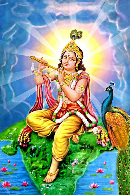 Jai Shree Krishna Sms In Hindi