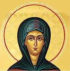 """Silvania, una santa un tanto """"guarri"""""""