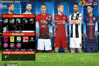 Download PES 2019 Graphics Ultra HD New Best ISO