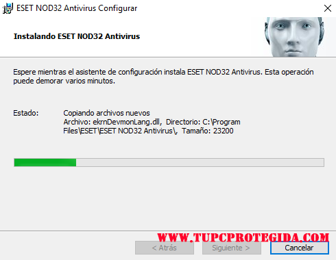 Descargar e Instalar Eset Nod32 Full
