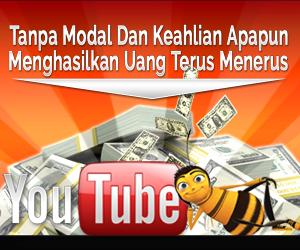Inilah cara mendapatkan uang dari vidio YOUTUBE dengan mudah dan cepat