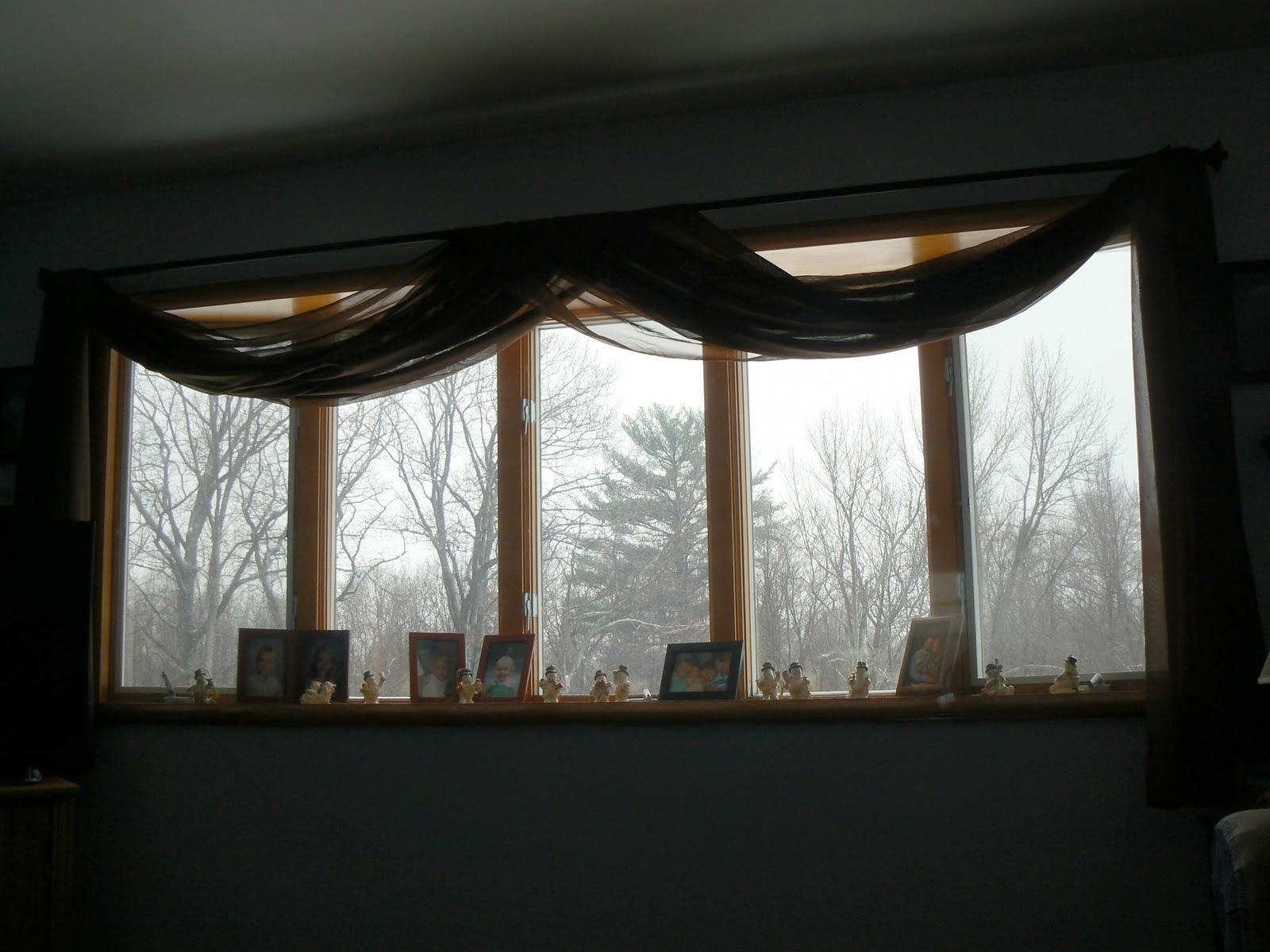 Whimsical Words: Big bay window