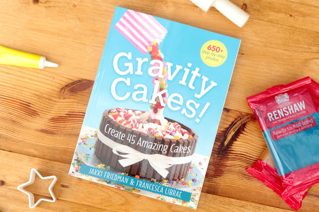 gravitycakes! recipe book