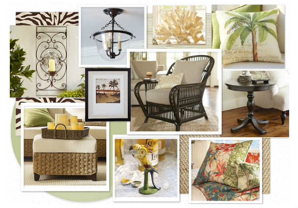 Jadore Decor West Indies Style  Pottery Barn