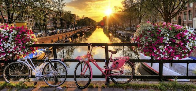 Roteiro de 7 dias em Amsterdã