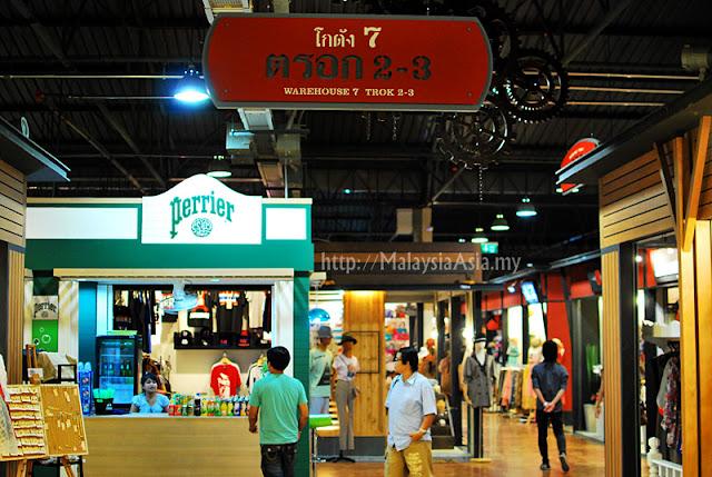 Asiatique Warehouse No.7