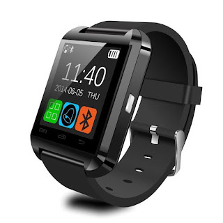 BIG DEALS Bluetooth Smart Wrist Watch Smartphone, £9.99