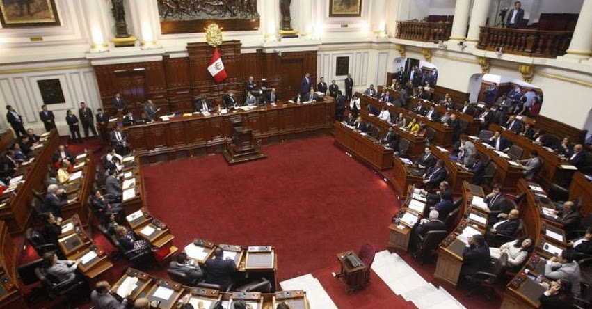 Candidatos sentenciados por terrorismo y corrupción no participarán en elecciones ni podrán asumir cargos públicos, según Ley aprobado por el Congreso de la República