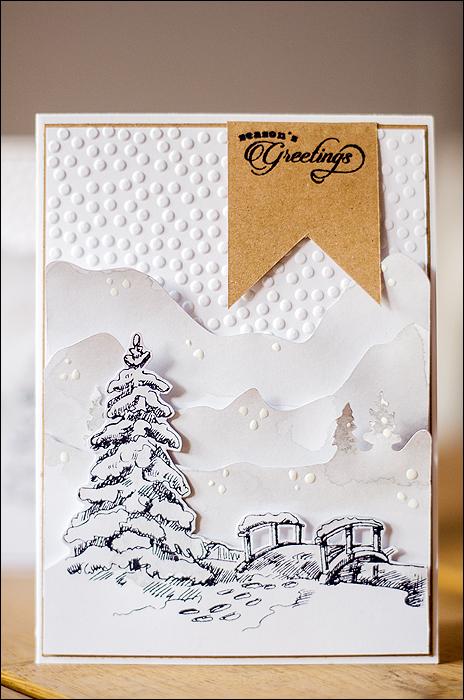 Weihnachten, Karten, Weihnachtskarten, Christmas, Cardmaking